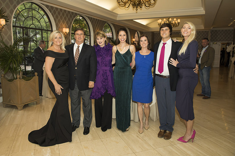 It's Their Time Inaugural Gala at the Rosewood Mansion on Turtle Creek in Dallas, Texas on May 23, 2017. (Photo by/Sharon Ellman)